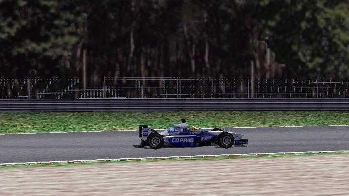 Oznámení Grand Prix Simulatoru