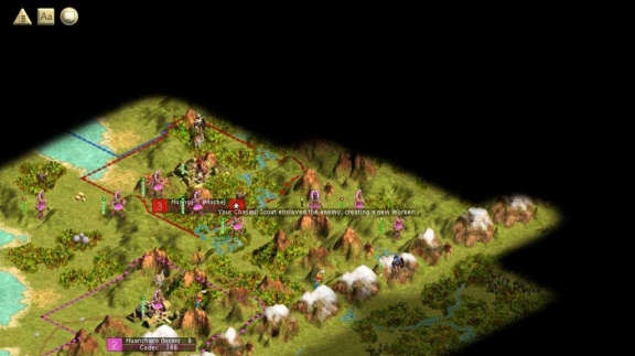 Nový datadisk - Civilization III: Conquest