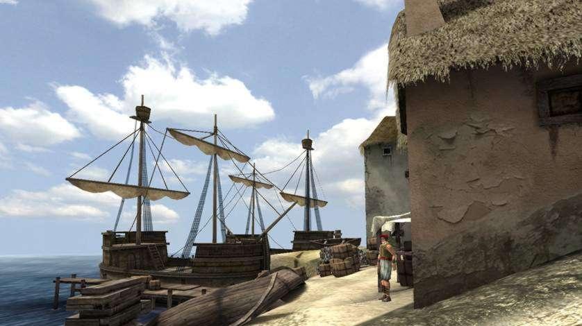 Conan, Voodoo Islands, Savage obrázky