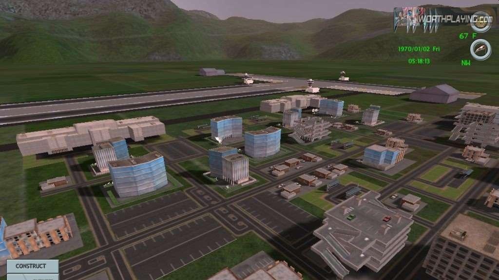 Šéfem letiště v Airport Tycoon 3