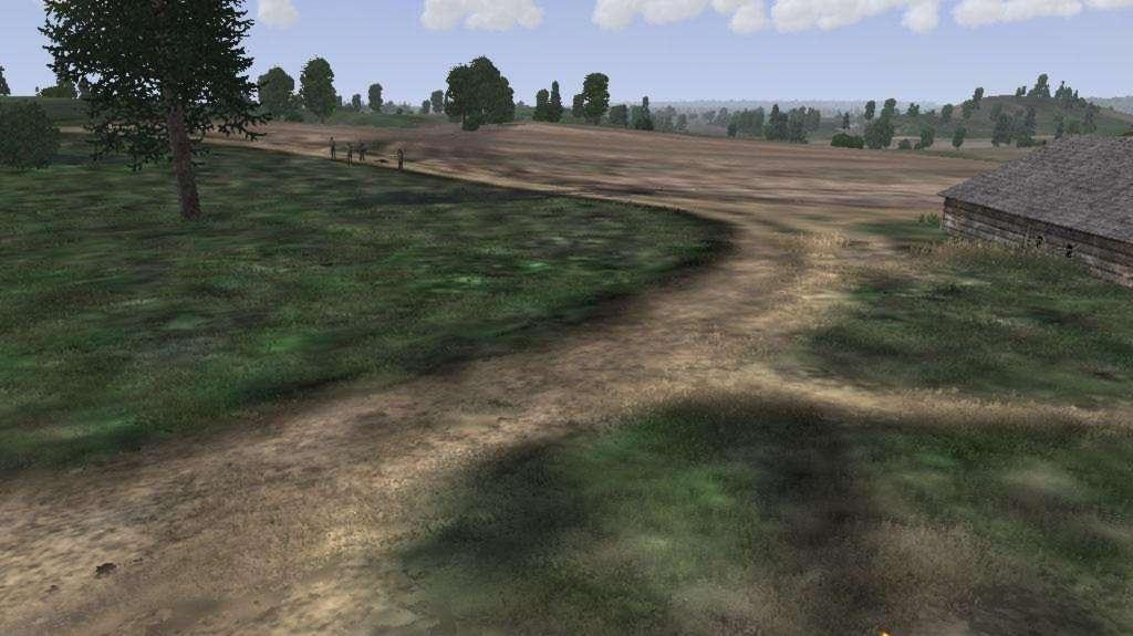 Autentická válka v RTS Battlefield Command