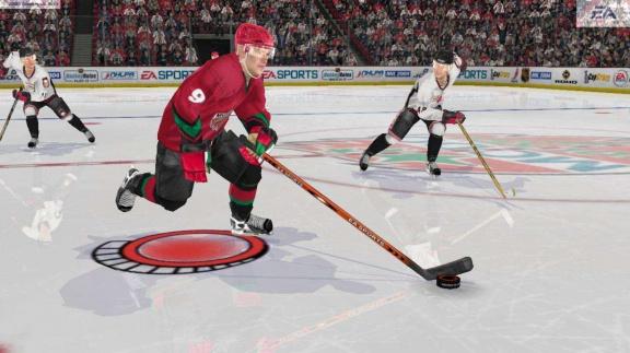NHL 2004 - recenze