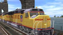 Obrázky z Trainz Railroad Simulator 2004