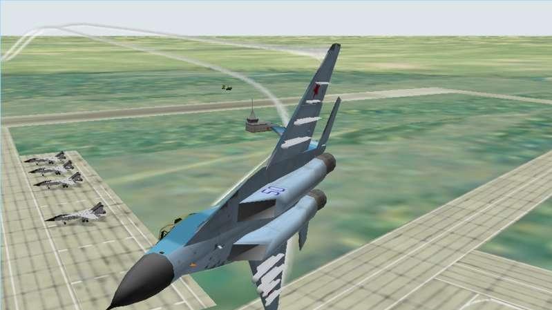 Falcon 4 versus Flanker 2 - speciál 1.díl