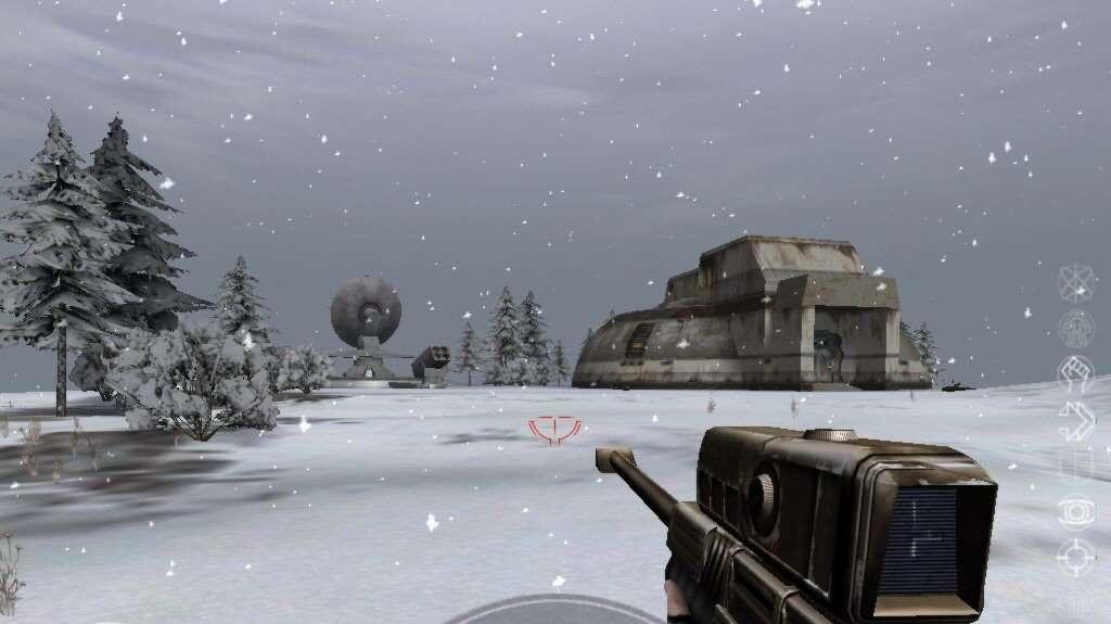 Chrome, Battlefield Command, World Racing