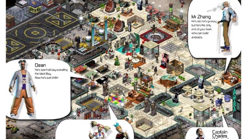 Space Colony,Railroad Tycoon,Age of Wonders