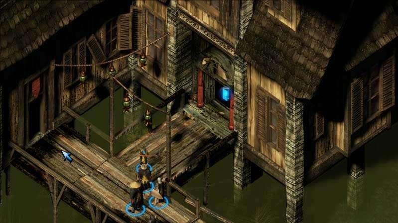Intro a screenshoty z RPG Greyhawk