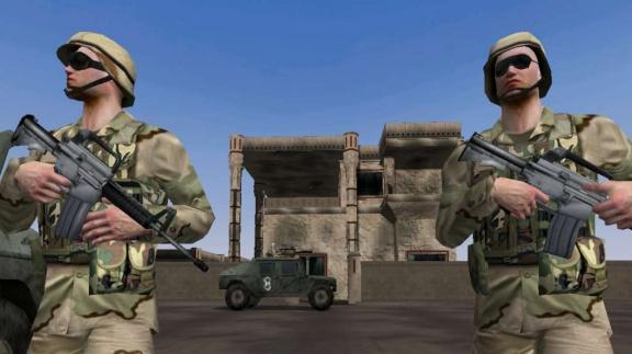 Oznámení realistické FPS Kuma: War