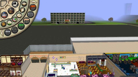 Shopping mánie a Mall Tycoon 2