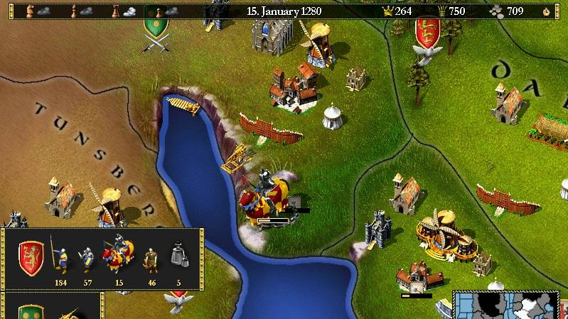 Europa Universalis: Crown of North - rec.