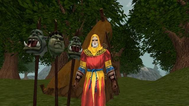 Oznámení MMORPG Ultima X: Odyssey