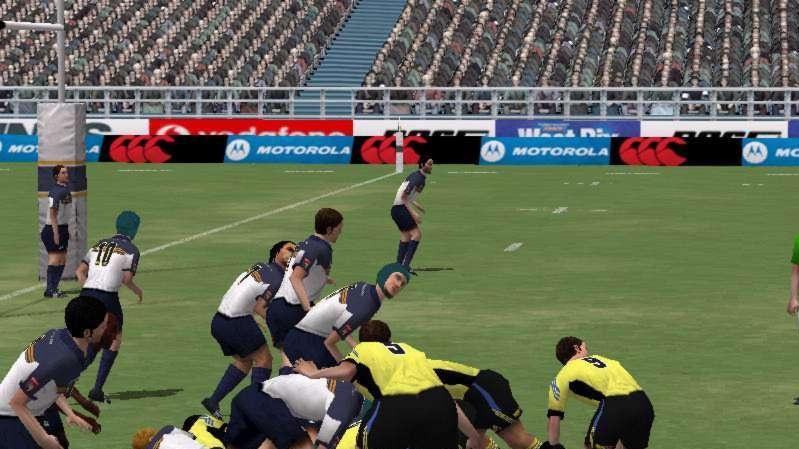 Rugby 2004 - info, obrázky a hratelné demo