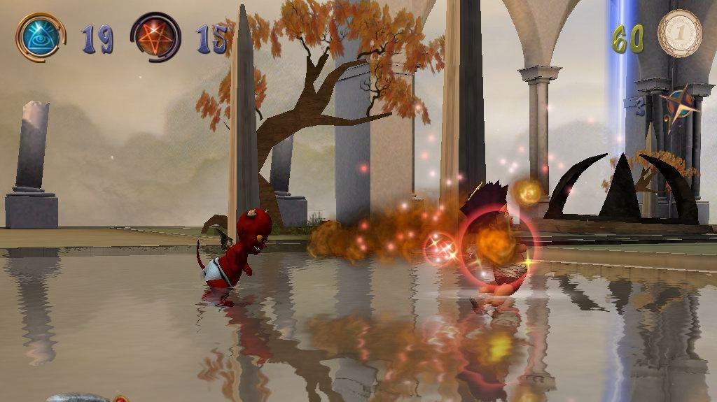 Nová akční hra Angels vs. Devils