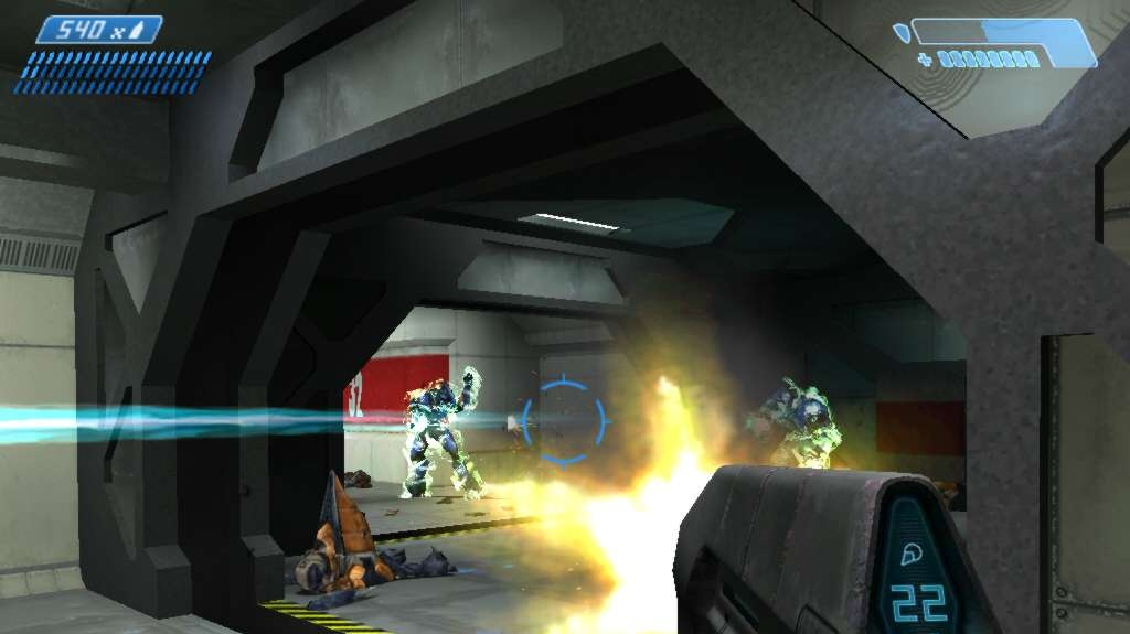 Dojmy z hraní Halo na PC