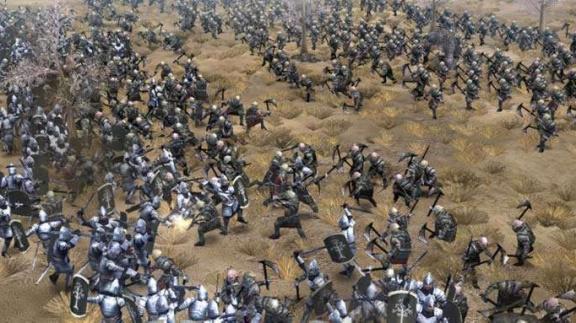 Oznámení LOTR: Battle for Middle Earth