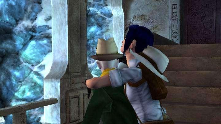 Broken Sword 3 obrázky, homepage, čeština