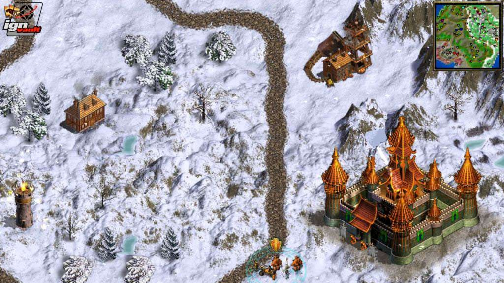 Warlords IV, Robin Hood a Etherlords II gold