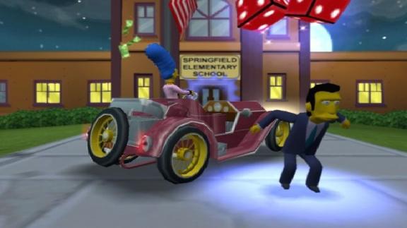 The Simpsons: Hit & Run - piráti Springfieldu