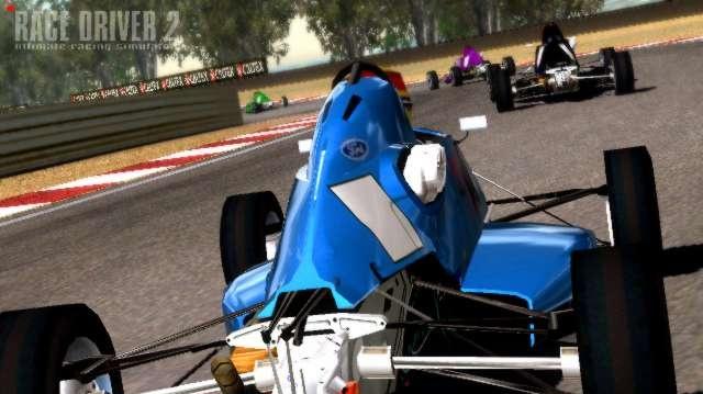Oznámení TOCA Race Driver 2 i pro PC