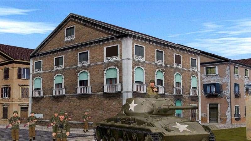 Nové obrázky z Combat Mission: Afrika Korps