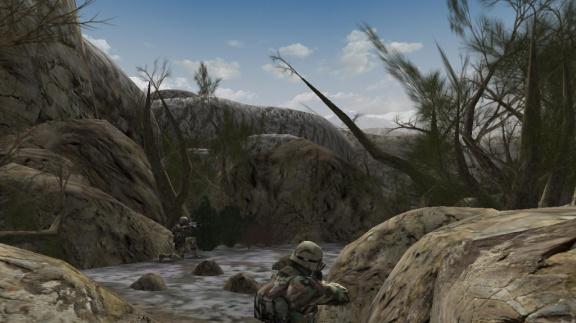 Nové screenshoty z Kuma: War