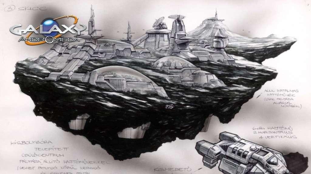 Znovuvzkříšení Imperium Galactica III - Nexus