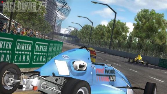 TOCA Race Driver 2 screenshoty