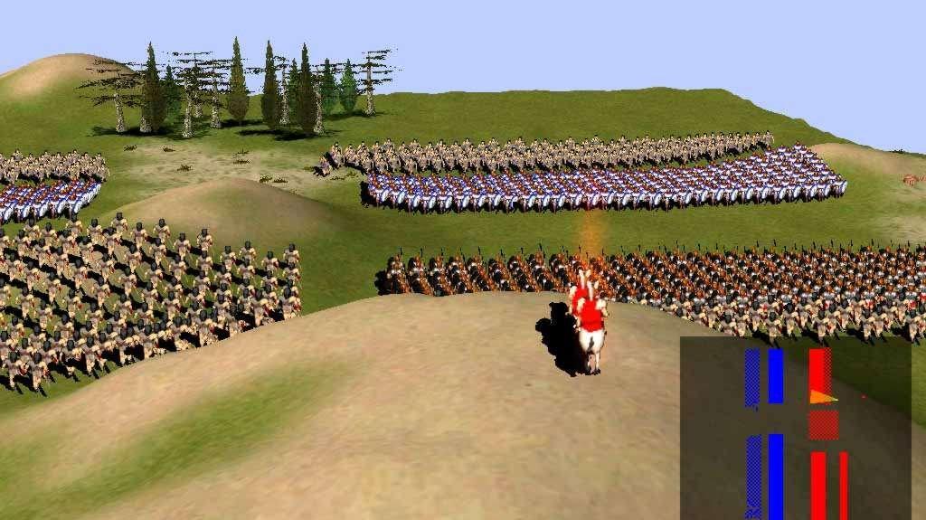 Oznámení Spartan: Gates of Troy