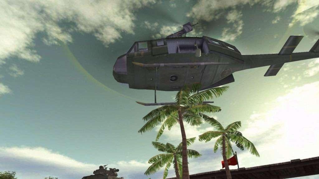 Battlefield: Vietnam, Larry, Rallisport Challenge 2