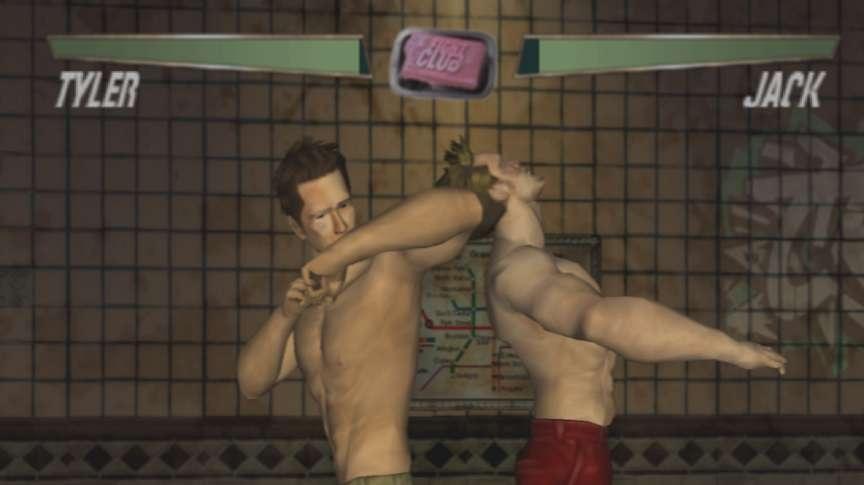 Fight Club (Klub rváčů) potvrzen pro konzole