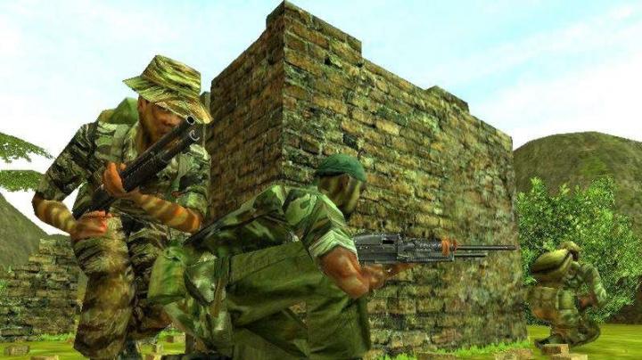 Vietcong Fist Alpha Trailer