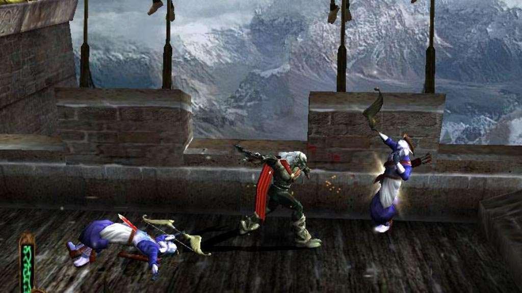 Akce Legacy of Kain: Defiance hotova
