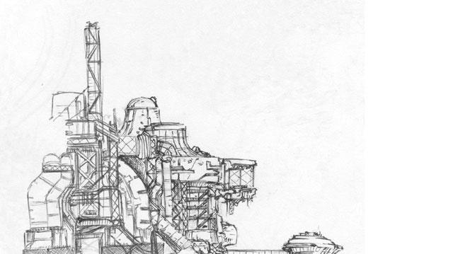 Démoni a starověká civilizace v Doom III