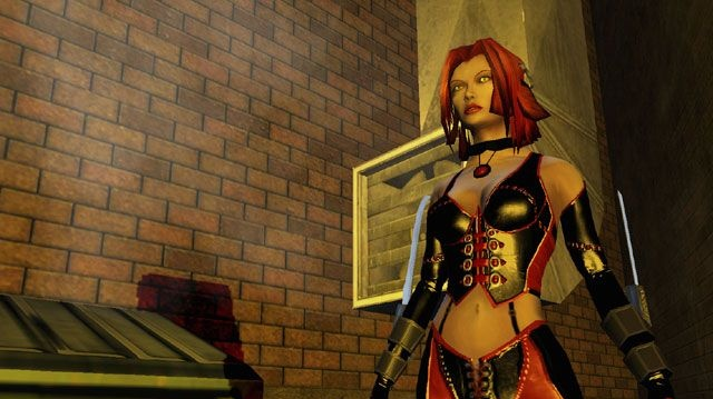 První in-game screenshoty z BloodRayne 2
