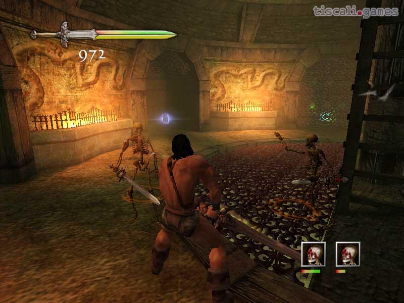 conan the dark axe