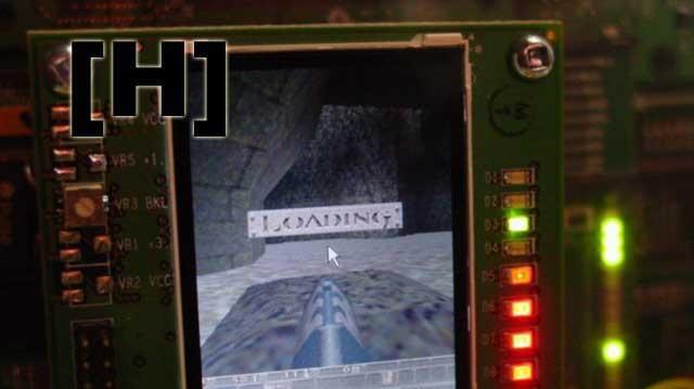 Hraní Quaka na telefonu? Bez problémů