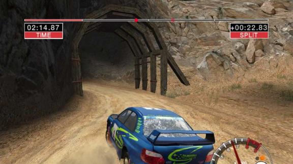Dvacet obrázků z Colin McRae Rally 04 pro PC