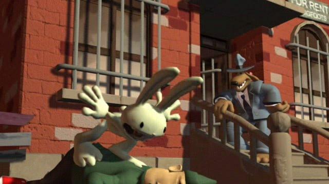 Sam & Max 2: Freelance Police a nejen oni