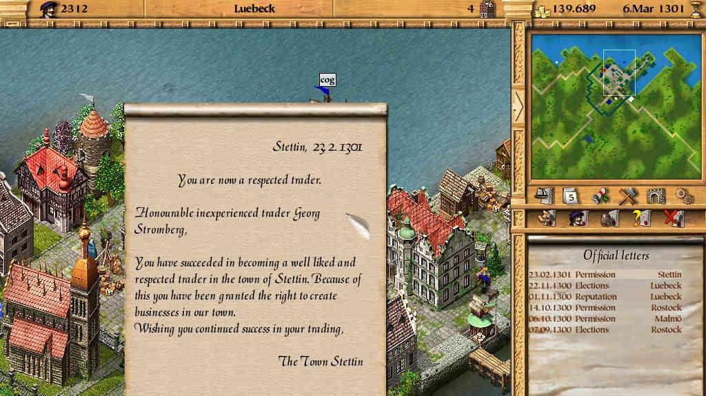 Ohlášení Patrician III a Tortuga: Age of Piracy