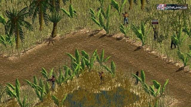 Jagged Alliance 2: Wildfire v obrazech