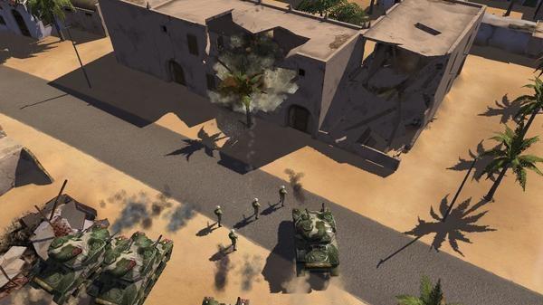 Desert Rats vs. Afrika Korps s českými titulky