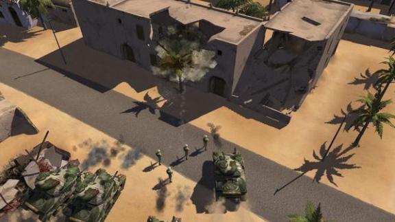 Desert Rats vs. Afrika Korps CZ - recenze