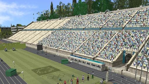 Oficiální hra k letošní olympiádě Athens 2004