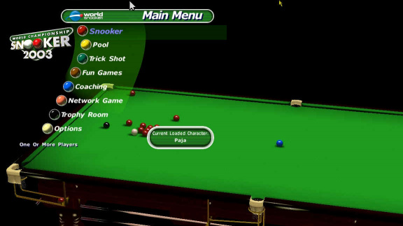 World Championship Snooker 2003 - rec.