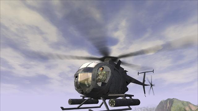 Obrázky (nejen) vozidel z Joint Operations