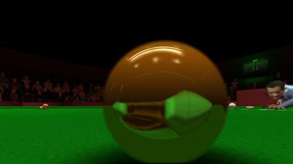 Oznámení World Championship Snooker 2004