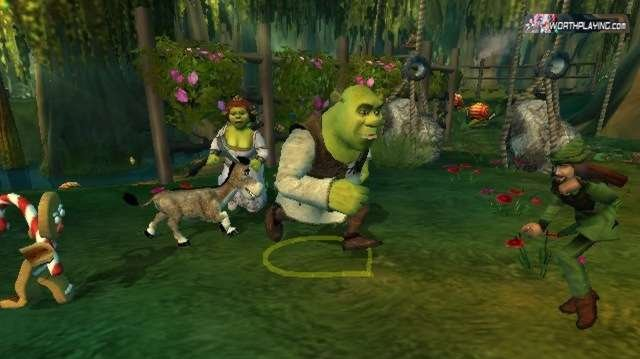 Shrek 2: The Game - recenze