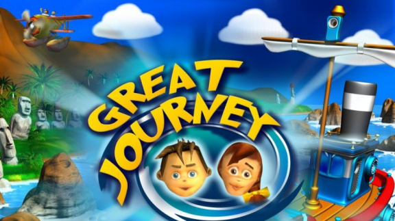 Báječné dobrodružství (Great Journey)