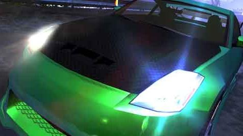 Oznámení Need For Speed Underground 2