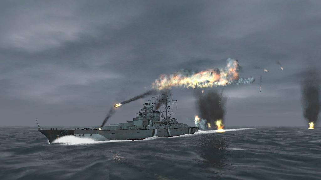 Nové screenshoty ze Silent Hunter 3